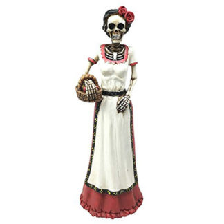 Day of The Dead Senorita Mexican