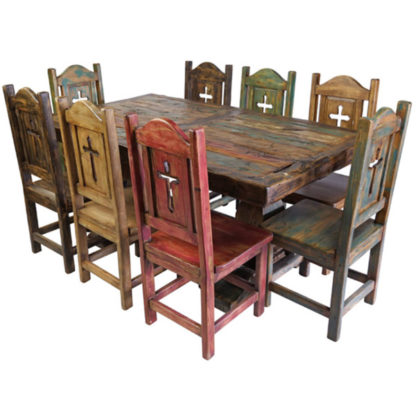 Mexican Vintage Dining Table