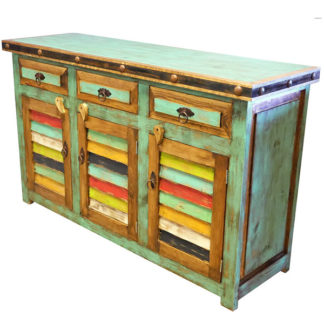 Mexican Buffet Sideboard