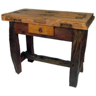 Mexican Reclaimed Door Vanity Table