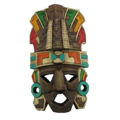 Mayan Mask Priest Castle Chichen-Itza