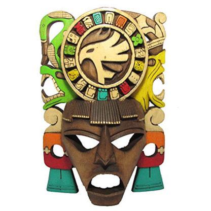 Mayan Calendar Mask