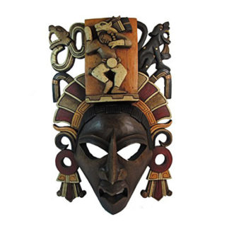 Mayan Dancer Mask
