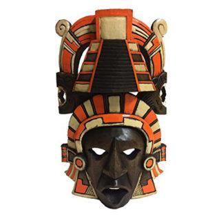 Mayan Mask Temple