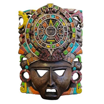 Handcrafted Premium Quality Mayan Mask