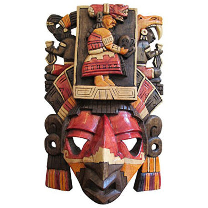 Ixchel Goddess of The Moon Mask