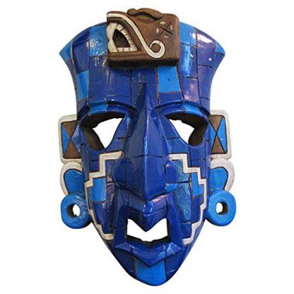 Mayan Blue Mask