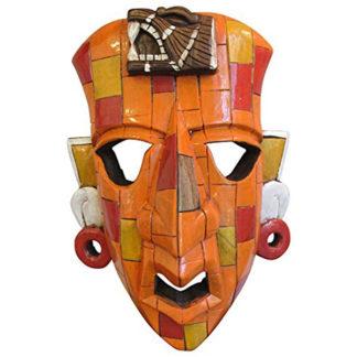 Mayan Squared Orange