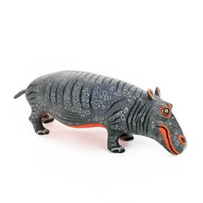 Hippopotamus Oaxacan Alebrije